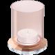 Allure Tea Light Rose Gold Tone - 5235861